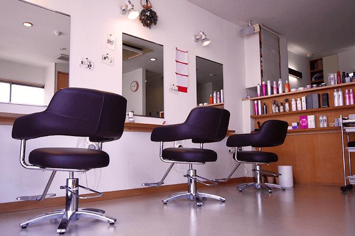 上大岡の美容室 hair room